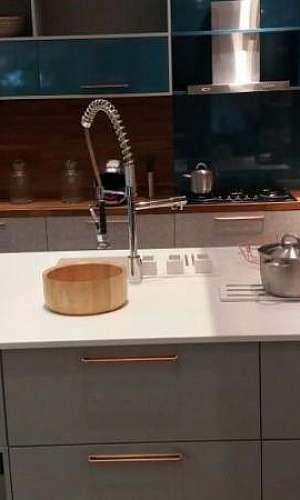 Bancada para cozinha Corian
