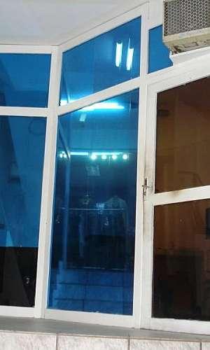 Película para vidro residencial