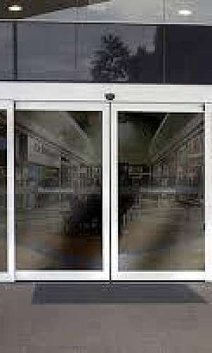 Preço de porta automática de vidro
