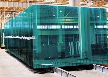 Fábrica de vidros em sp