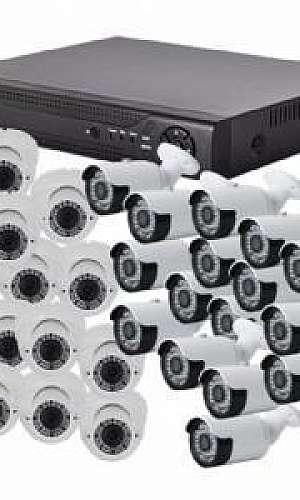 Instalação câmeras
