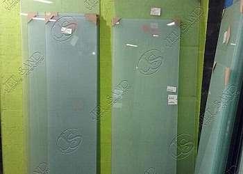 Visor de vidro temperado para caldeiras