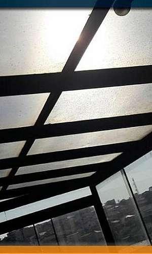 Película opaca para vidro