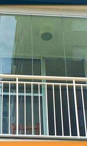 Película para vidro de sacada