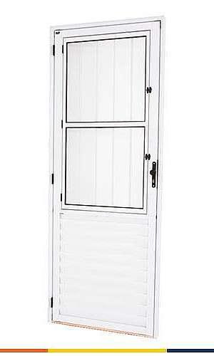 porta de sacada de alumínio