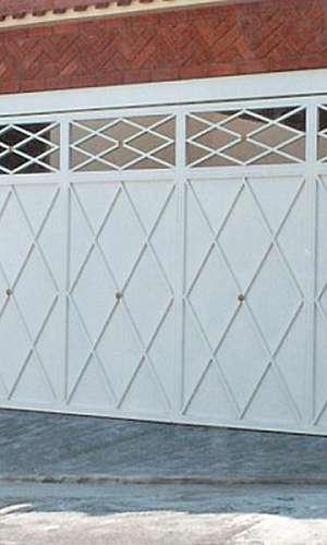 Portão automático Ipiranga